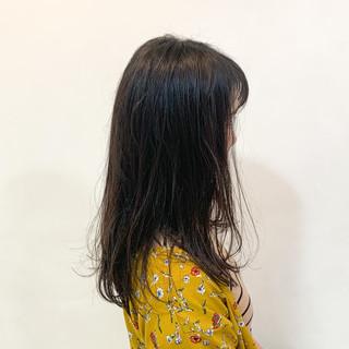 無造作 巻き髪 ナチュラル デート ヘアスタイルや髪型の写真・画像