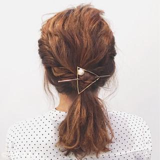 石坂ふみえさんのヘアスナップ