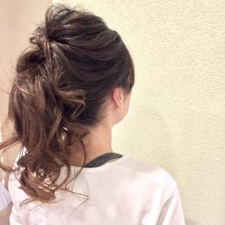 外国人風 ヘアアレンジ ショート グラデーションカラー ヘアスタイルや髪型の写真・画像 ヘアスタイルや髪型の写真・画像
