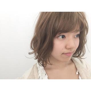 暗髪 外国人風 アッシュ ストリート ヘアスタイルや髪型の写真・画像