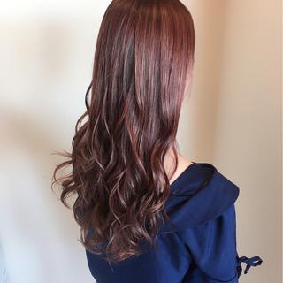 ロング 透明感 秋 女子会 ヘアスタイルや髪型の写真・画像