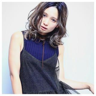 外国人風カラー ガーリー 大人かわいい フェミニン ヘアスタイルや髪型の写真・画像