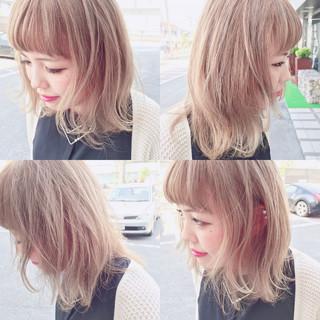 外国人風 前髪あり ピュア ストリート ヘアスタイルや髪型の写真・画像 ヘアスタイルや髪型の写真・画像