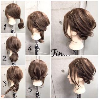 スポーツ セミロング ナチュラル ハロウィン ヘアスタイルや髪型の写真・画像