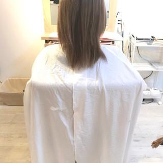 クールロング 巻き髪 エクステ グラデーション ヘアスタイルや髪型の写真・画像