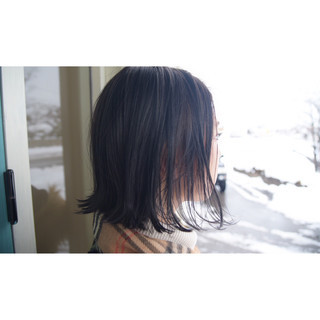 バレンタイン アンニュイ アウトドア 簡単ヘアアレンジ ヘアスタイルや髪型の写真・画像