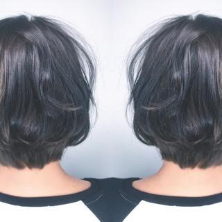 オフィス ナチュラル パーマ リラックス ヘアスタイルや髪型の写真・画像
