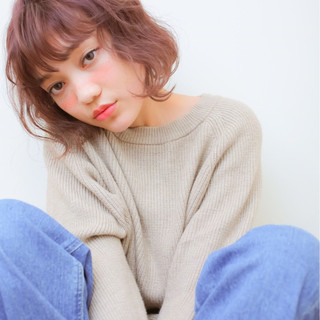 ハーフアップ 色気 外国人風 ハイライト ヘアスタイルや髪型の写真・画像