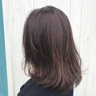 大人女子 ボブ パーマ ナチュラル ヘアスタイルや髪型の写真・画像