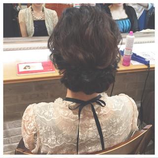 簡単ヘアアレンジ まとめ髪 ヘアアレンジ 編み込み ヘアスタイルや髪型の写真・画像 ヘアスタイルや髪型の写真・画像