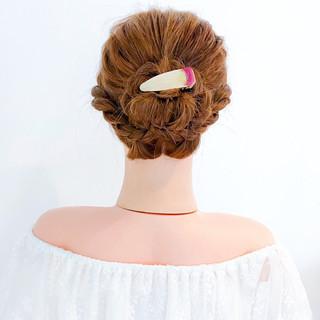 ヘアアレンジ 大人かわいい ロング 簡単ヘアアレンジ ヘアスタイルや髪型の写真・画像 ヘアスタイルや髪型の写真・画像