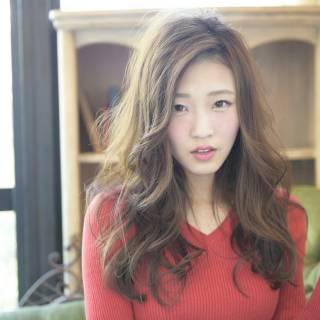 大人かわいい 外国人風 モテ髪 愛され ヘアスタイルや髪型の写真・画像