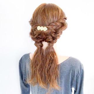 ショート 簡単ヘアアレンジ エレガント ヘアアレンジ ヘアスタイルや髪型の写真・画像