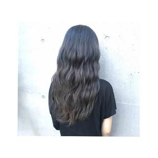 外国人風 外国人風カラー グラデーションカラー ストリート ヘアスタイルや髪型の写真・画像