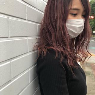 ラベンダーピンクは色っぽカワイイ♡ヘアスタイルを一挙公開