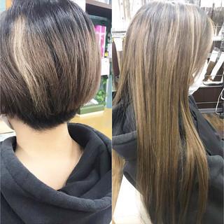 ロングヘア 大人ロング エクステ ロングヘアスタイル ヘアスタイルや髪型の写真・画像