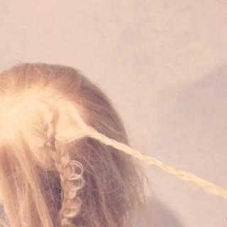 ショート 夏 外国人風 簡単ヘアアレンジ ヘアスタイルや髪型の写真・画像