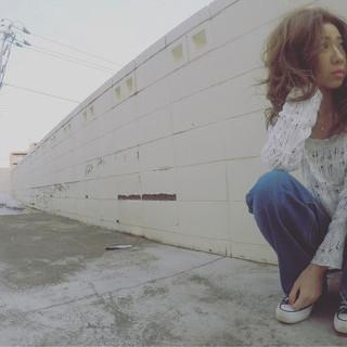 大人女子 ミディアム 春 大人かわいい ヘアスタイルや髪型の写真・画像