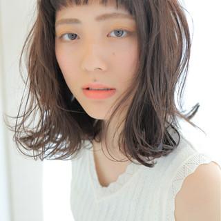 色気 ナチュラル パーマ 簡単 ヘアスタイルや髪型の写真・画像