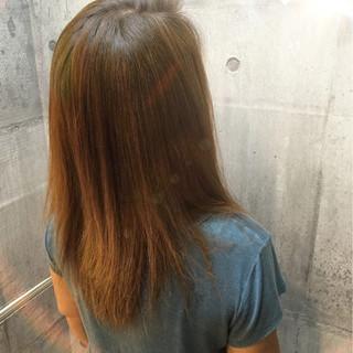 イルミナカラー 白髪染め ナチュラル オフィス ヘアスタイルや髪型の写真・画像 ヘアスタイルや髪型の写真・画像