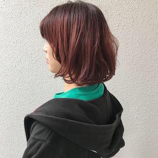 ハイトーン 外国人風カラー 外国人風 ナチュラル ヘアスタイルや髪型の写真・画像