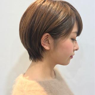 高橋苗さんのヘアスナップ