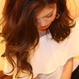 艶髪 イルミナカラー うる艶カラー ナチュラル ヘアスタイルや髪型の写真・画像