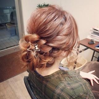 平原舞さんのヘアスナップ