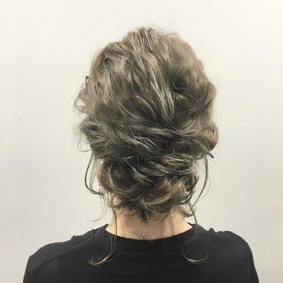 波ウェーブ 外国人風 ボブ ヘアアレンジ ヘアスタイルや髪型の写真・画像 ヘアスタイルや髪型の写真・画像