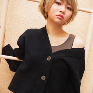 日平 海さんのヘアスナップ