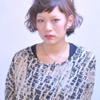 大人かわいい ゆるふわ ショート 大人女子 ヘアスタイルや髪型の写真・画像