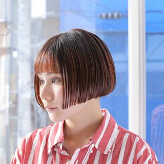 透明感カラー 外国人風カラー ワンレングス デザインカラー ヘアスタイルや髪型の写真・画像
