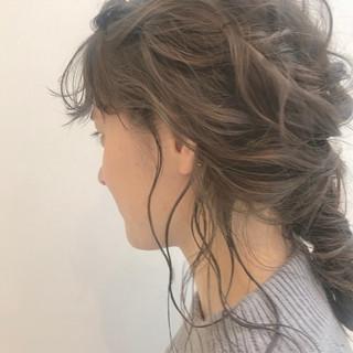 Rie Akitaさんのヘアスナップ