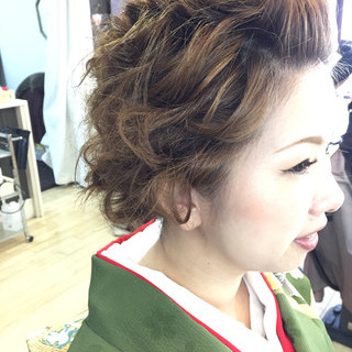 結婚式 ヘアアレンジ デート フェミニン ヘアスタイルや髪型の写真・画像 ヘアスタイルや髪型の写真・画像
