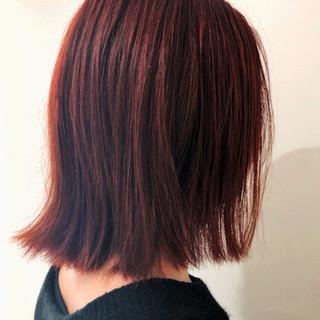 ナチュラル 透明感カラー 切りっぱなしボブ ゆるナチュラル ヘアスタイルや髪型の写真・画像