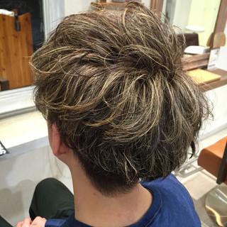 ブリーチ ダブルカラー メンズ ストリート ヘアスタイルや髪型の写真・画像 ヘアスタイルや髪型の写真・画像