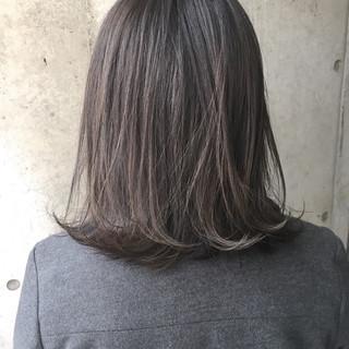 暗髪 グラデーションカラー 外ハネ ストリート ヘアスタイルや髪型の写真・画像
