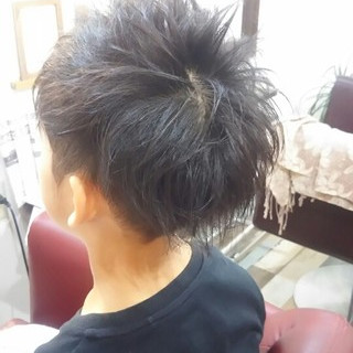 ナチュラル 子供 ショート メンズ ヘアスタイルや髪型の写真・画像 ヘアスタイルや髪型の写真・画像