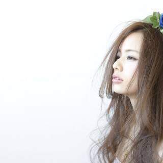 モテ髪 ゆるふわ ナチュラル 結婚式 ヘアスタイルや髪型の写真・画像 ヘアスタイルや髪型の写真・画像