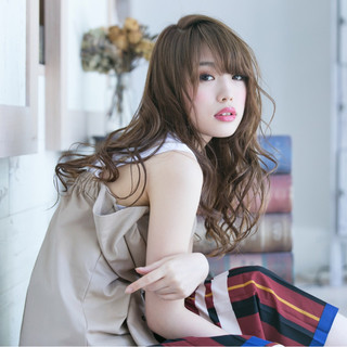 KOZENI YUKOさんのヘアスナップ