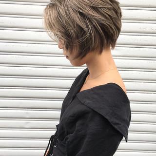 納村 優希さんのヘアスナップ