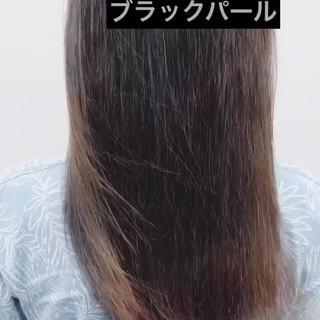 スポーツ ロング ストリート 秋 ヘアスタイルや髪型の写真・画像