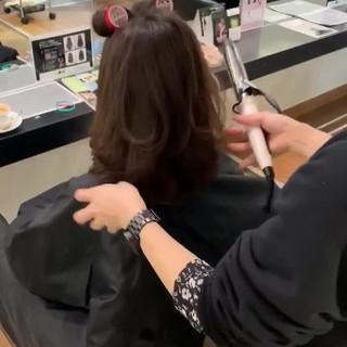 大人かわいい ウルフカット アンニュイほつれヘア ナチュラル ヘアスタイルや髪型の写真・画像