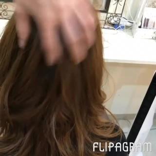 色気 ナチュラル 大人かわいい 巻き髪 ヘアスタイルや髪型の写真・画像