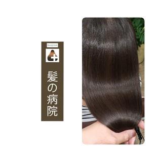 ナチュラル 髪の病院 ロング 美髪 ヘアスタイルや髪型の写真・画像