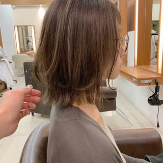 ふんわり 簡単ヘアアレンジ ボブ 可愛い ヘアスタイルや髪型の写真・画像