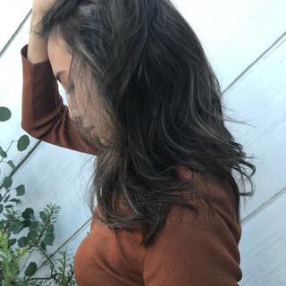 デート 簡単ヘアアレンジ アンニュイほつれヘア ナチュラル ヘアスタイルや髪型の写真・画像