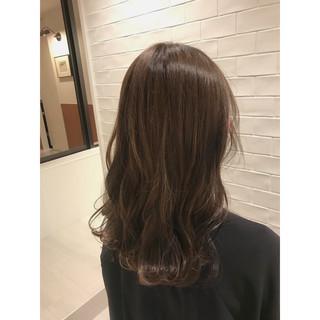 ヘアアレンジ ウェーブ ナチュラル デート ヘアスタイルや髪型の写真・画像 ヘアスタイルや髪型の写真・画像