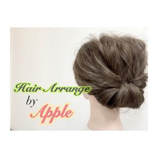大人かわいい ヘアアレンジ ゆるふわ ショート ヘアスタイルや髪型の写真・画像