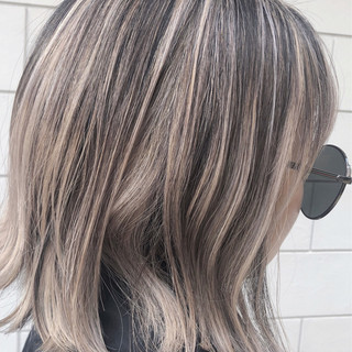 ユニコーンカラー ハンサムショート インナーカラー ナチュラル ヘアスタイルや髪型の写真・画像